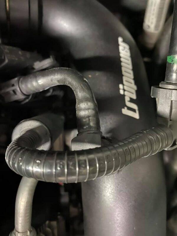 F16 X6 35i N55 Charge Pipes & Boost Pipes, BMW F15 X5/F16 X6 35i N55 Charge Pipe & Boost Pipe Kit
