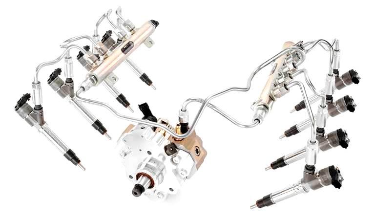 , Diesel Injectors