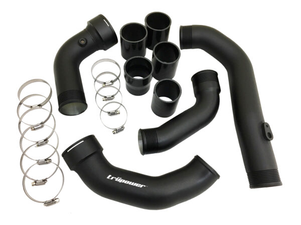 Volvo S60 T5 Geartronic 8 Charge Pipe & Boost Pipe Kit