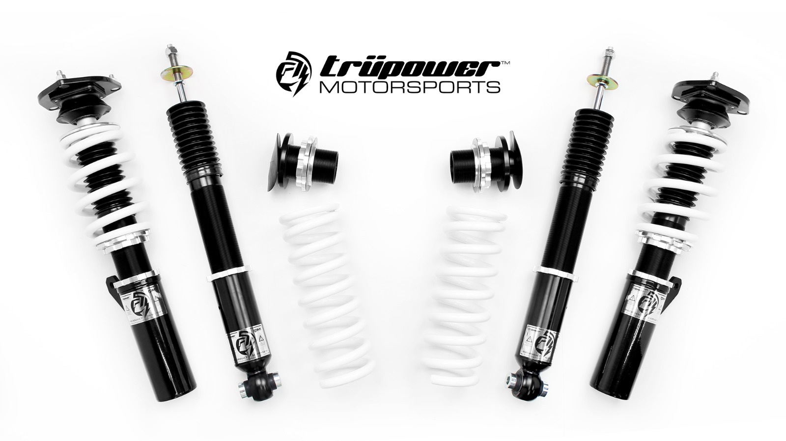 Trüpower Series Performance Coilover Suspension