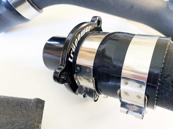 Volkswagen MK7 GTI Golf R Audi A3 S3 Throttle Pipe and Boost Pipe Turbo Muffler Delete