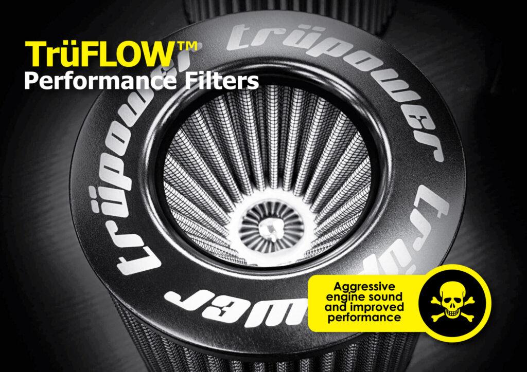 Performance Air Filter Upgrade